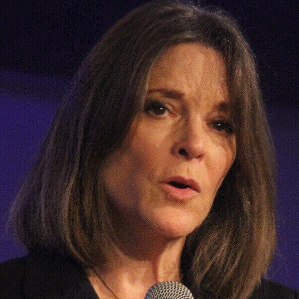 Marianne Williamson (D)